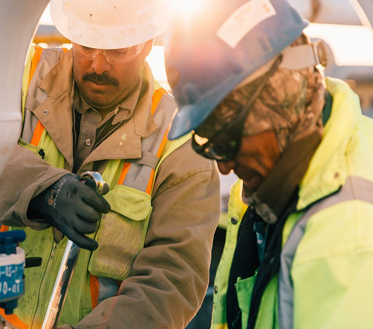 EnLink Midstream is committed to safety excellence.